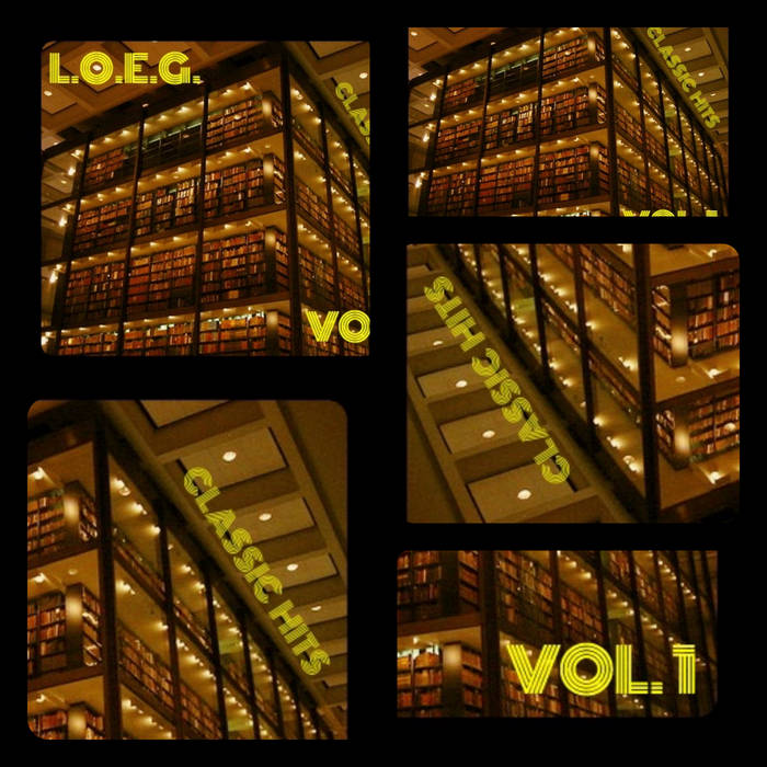 THE L.O.E.G. CLASSICS VOL. 1 cover art