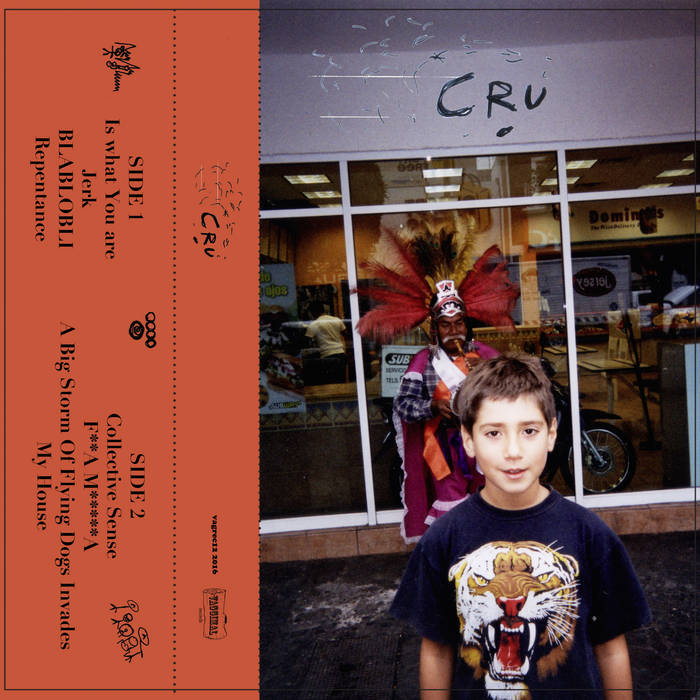 CRU EP cover art