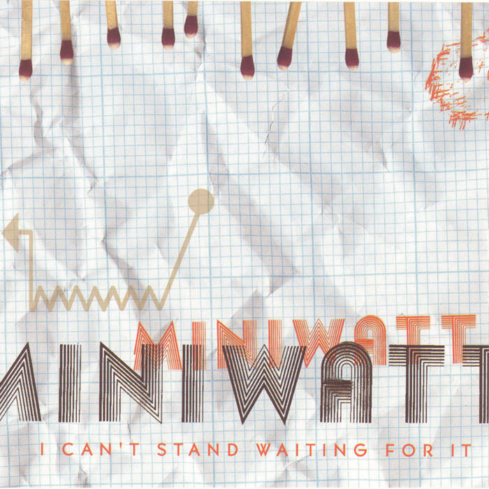 I Can't Stand Waiting For It cover art
