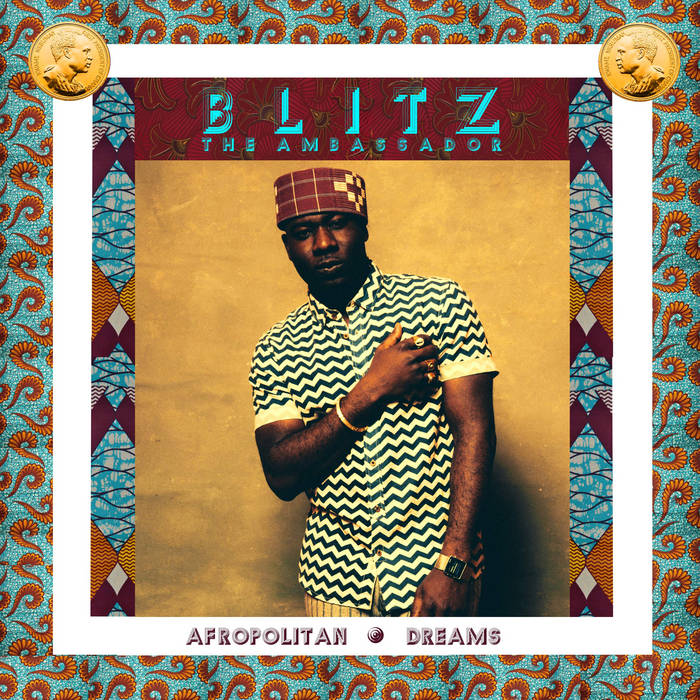 Afropolitan Dreams cover art