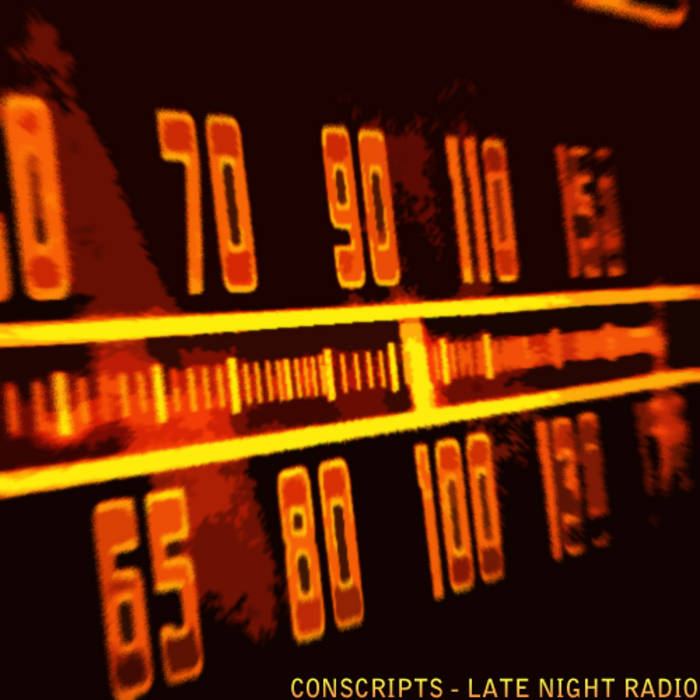 Late Night Radio - Single cover art