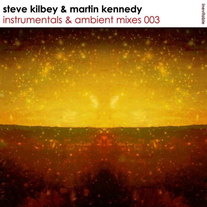 Steve Kilbey & Martin Kennedy - Instrumentals & Ambient Mixes 003 Cover