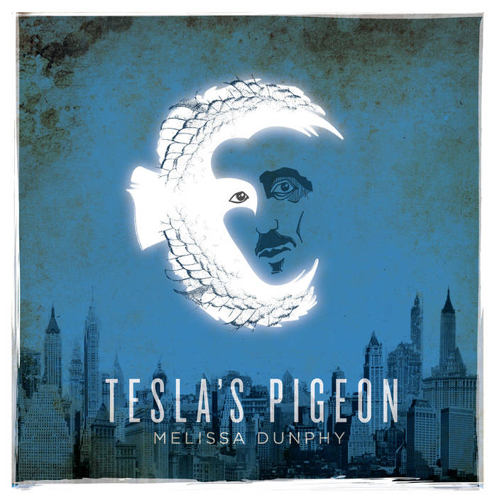 Tesla's Pigeon cover art