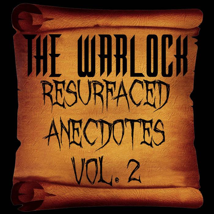 Resurfaced Anecdotes Vol. 2 cover art