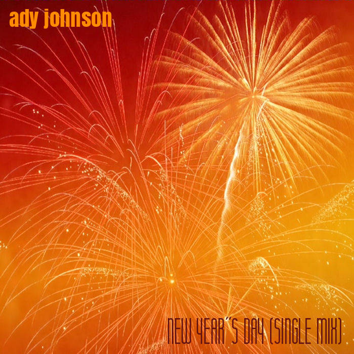 New Year's Day (Single Mix) cover art
