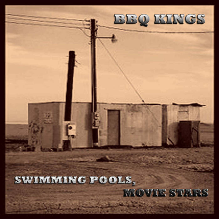 Swimming Pools, Movie Stars cover art