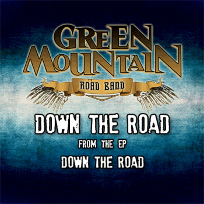 Down the Road cover art