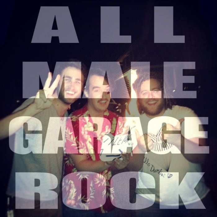 All Male Garage Rock cover art