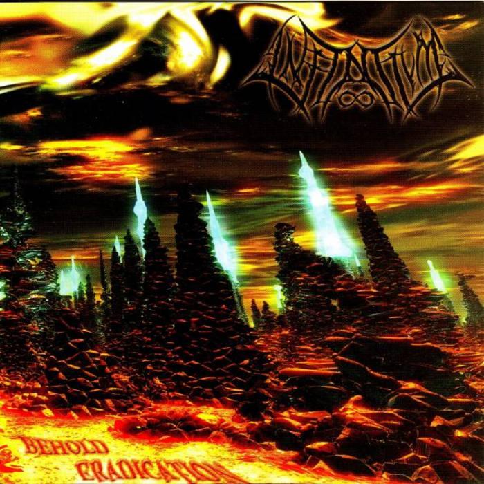 Behold Eradication cover art