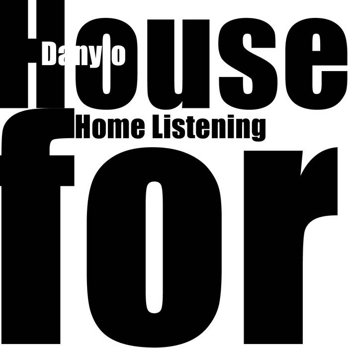 House for Home Listening cover art