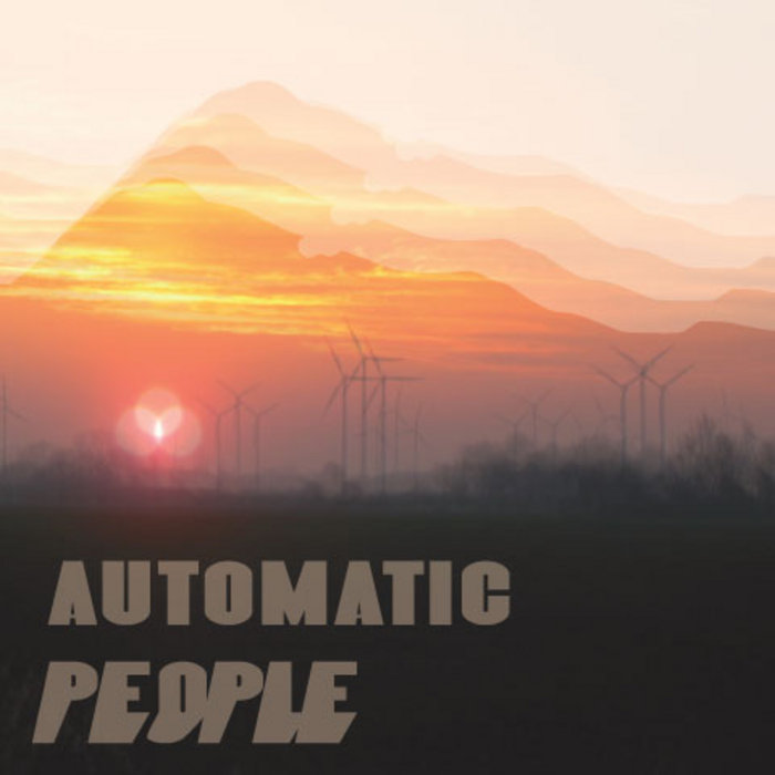 automatic people cover art