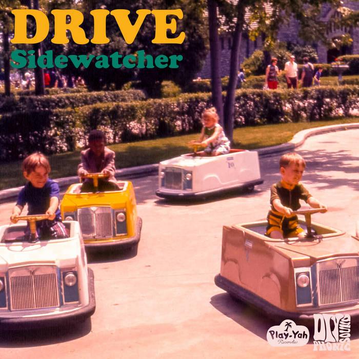 Drive cover art