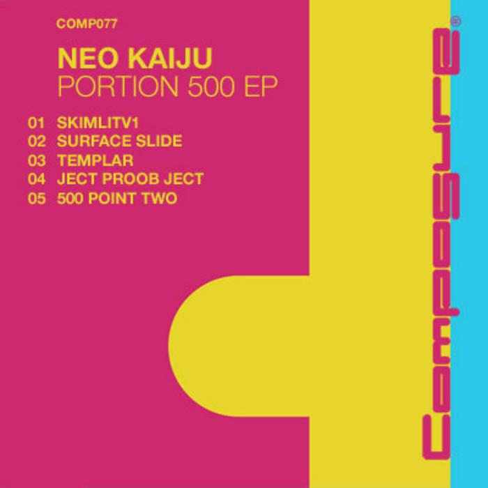 Portion 500 EP (Bonus) cover art