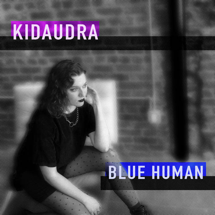 Blue Human cover art