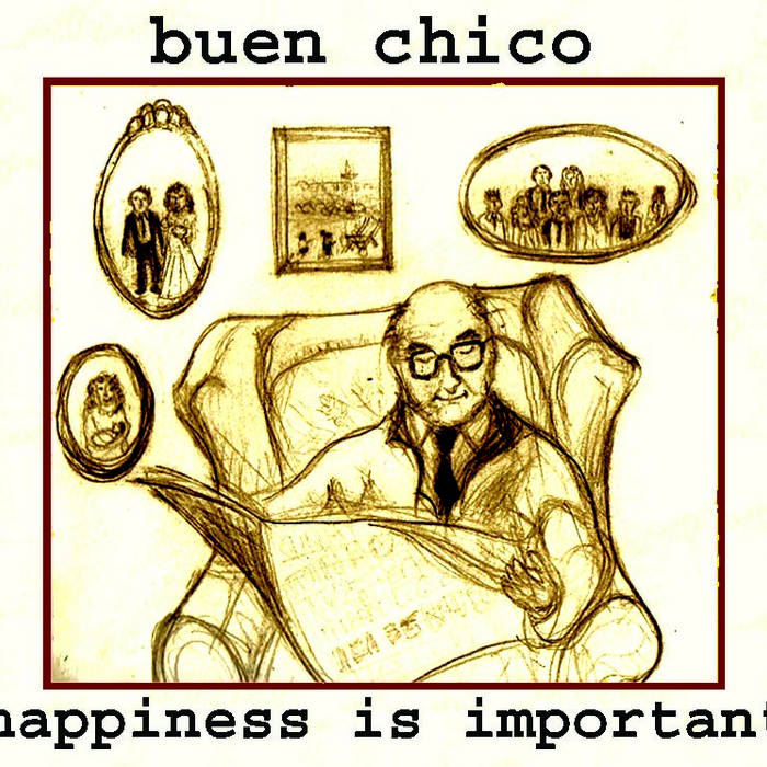 Happiness Is Important cover art