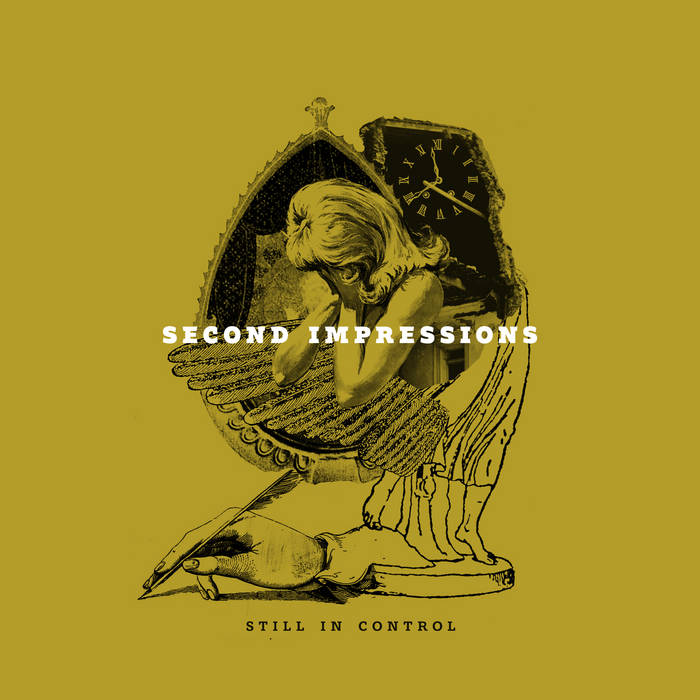 Still in Control cover art