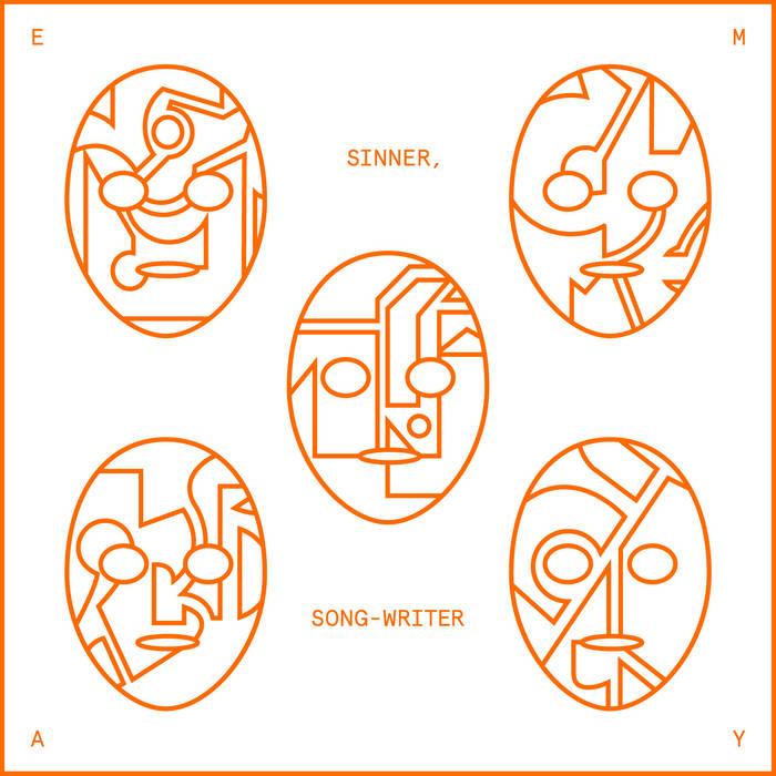 Sinner, Song-Writer - EP cover art