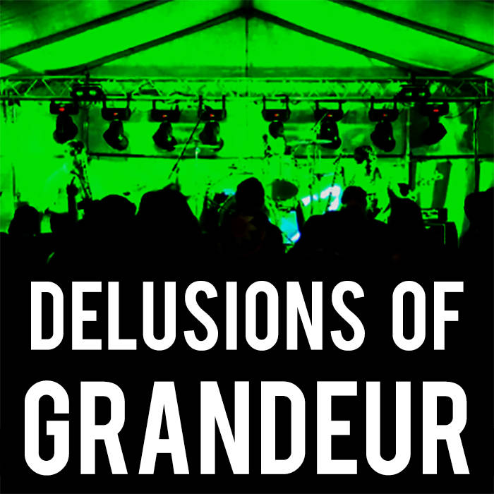 Delusions Of Grandeur (B-Side) cover art