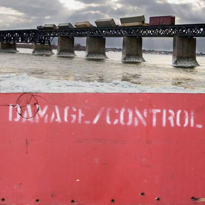 DAMAGE/CONTROL cover art
