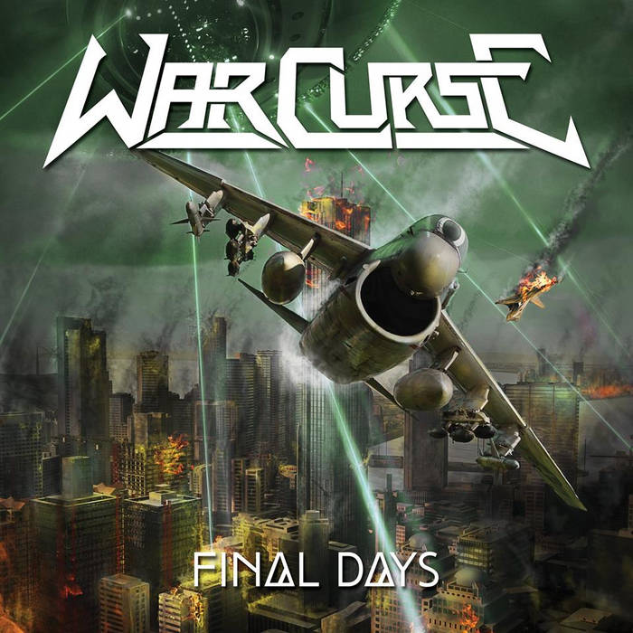 Final Days cover art