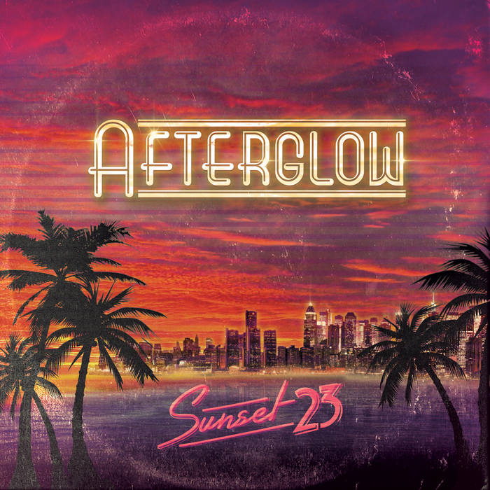 Afterglow EP cover art