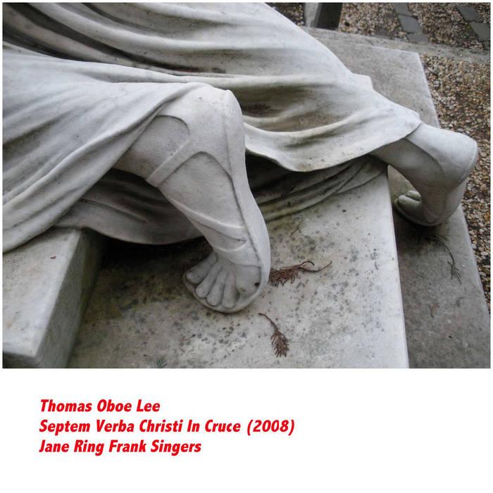 Septem Verba Christi in Cruce (2008) cover art