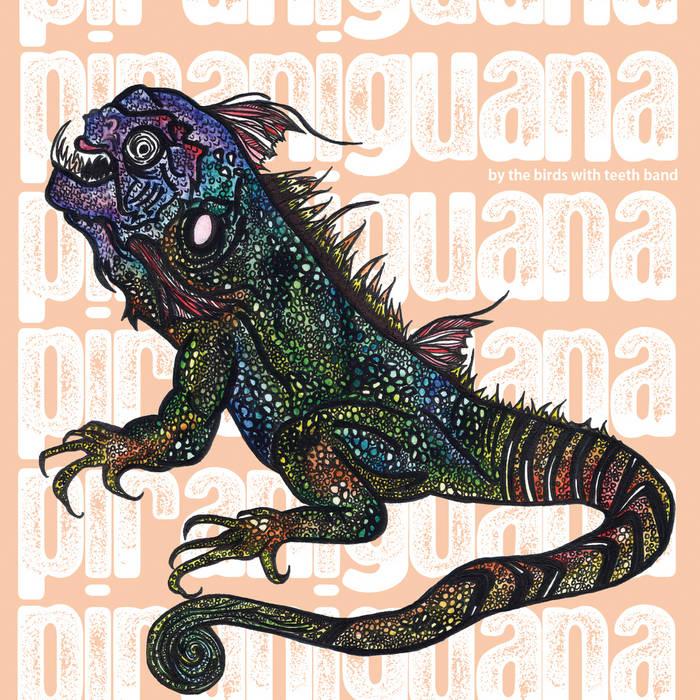 Piraniguana cover art