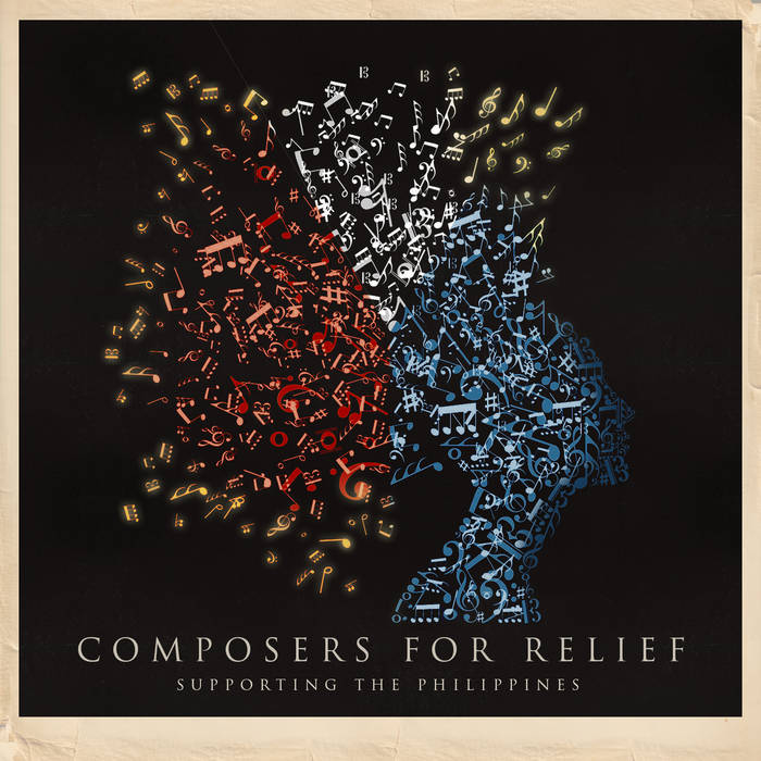 Composers for Relief: Supporting the Philippines cover art