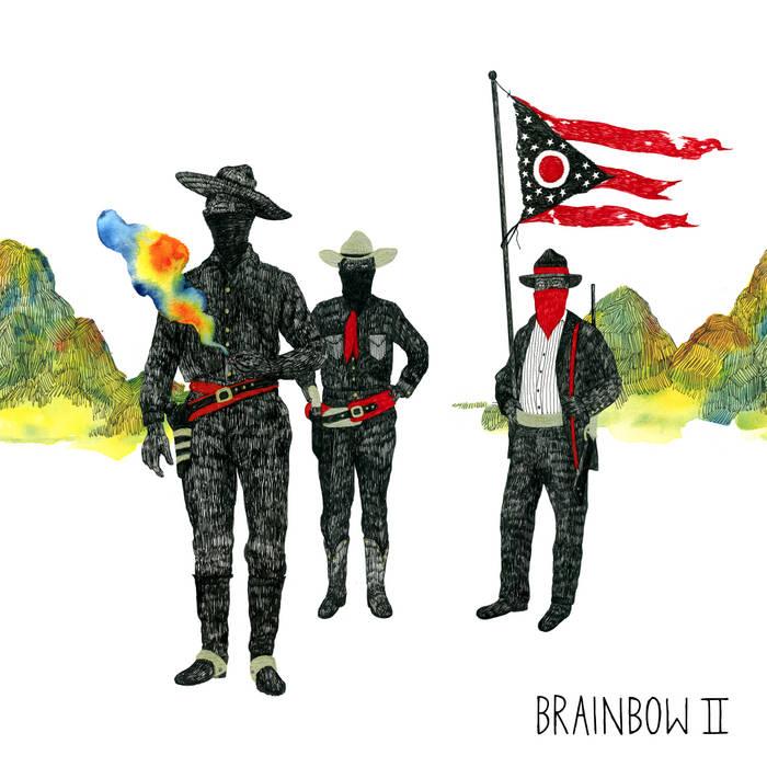 Brainbow II cover art