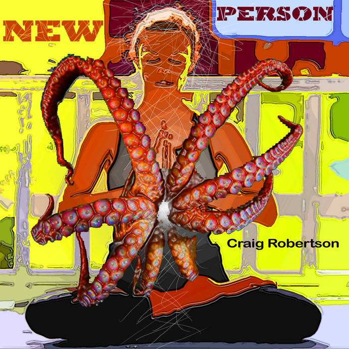 New Person cover art