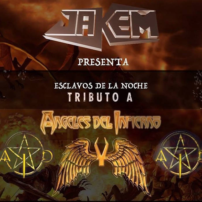 Jakem, Female Fronted Thrash Metal Band from Costa Rica, Jakem Female Fronted Thrash Metal Band from Costa Rica