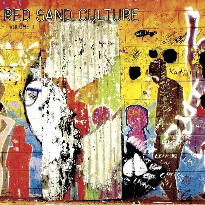 Red Sand Culture (Volume 2) cover art