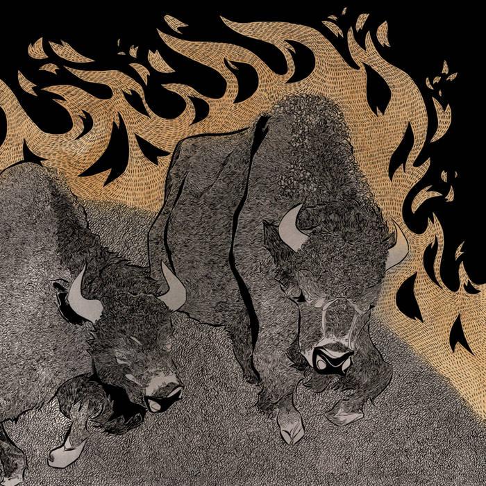 Kingmaker LP cover art