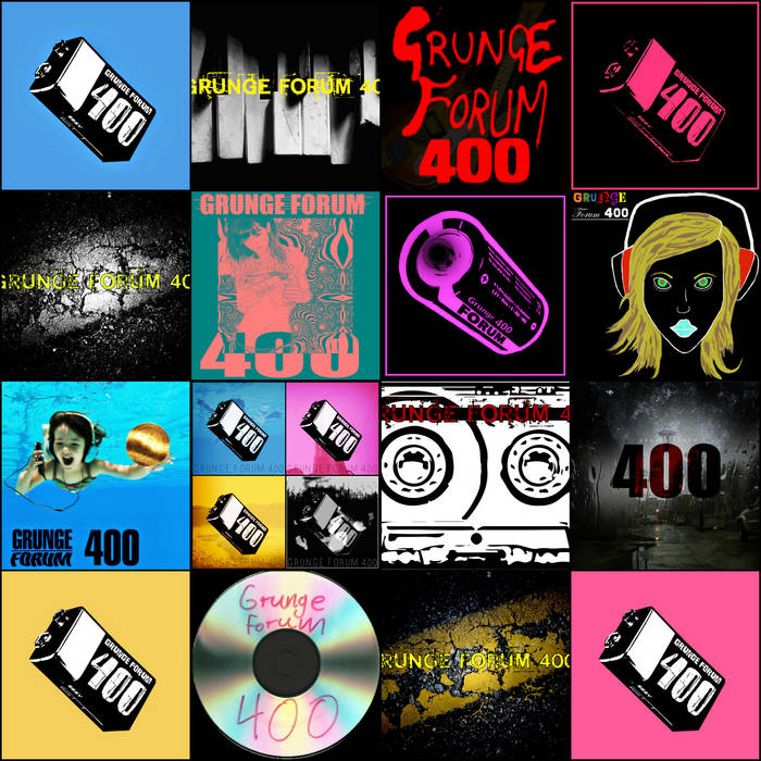 Grunge Forum 400 cover art