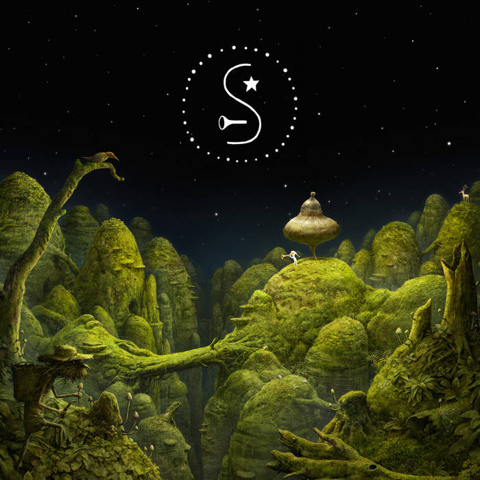 Samorost 3 Soundtrack cover art