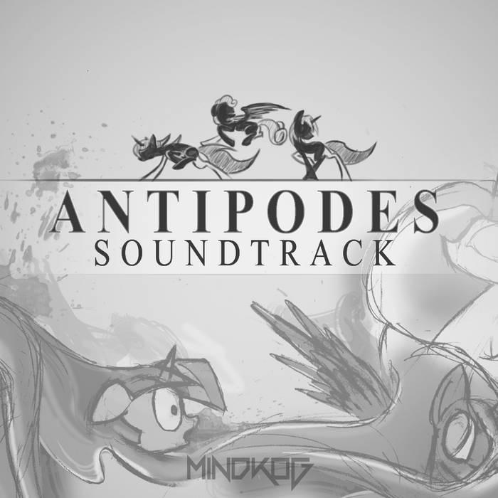 Antipodes Soundtrack cover art