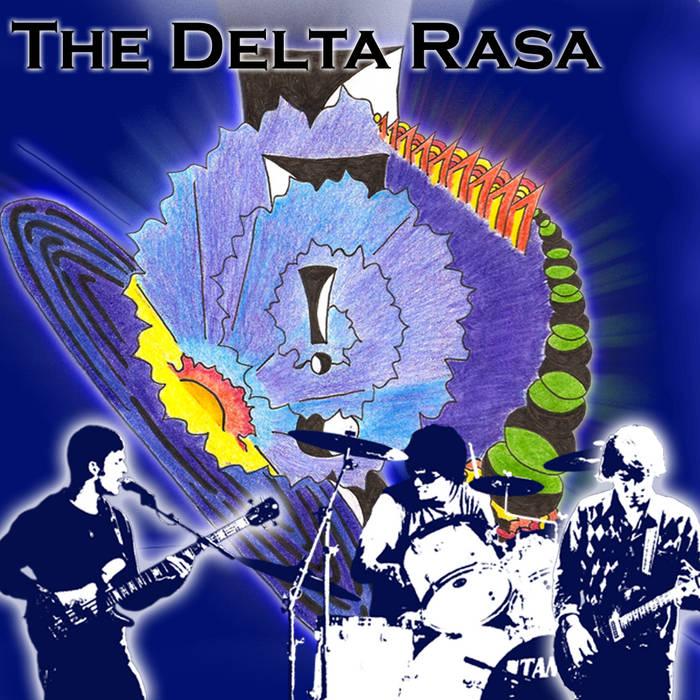 The Delta Rasa cover art