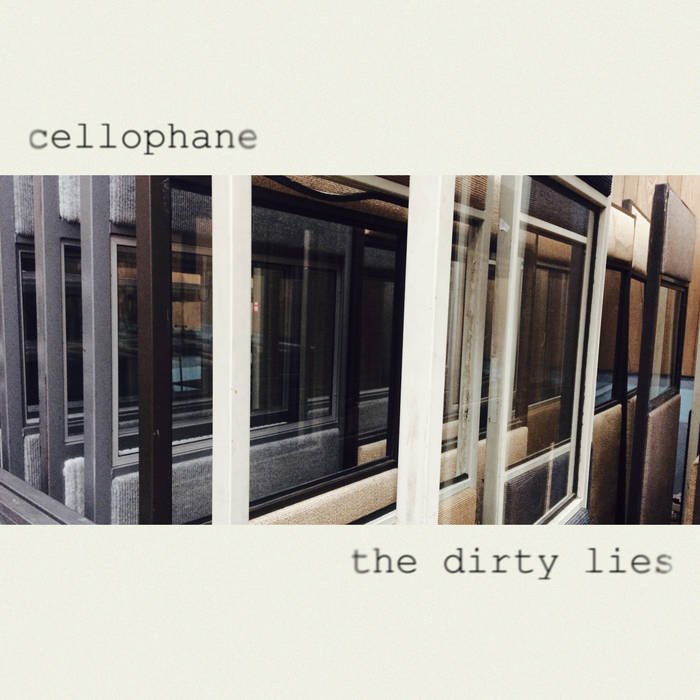Cellophane cover art