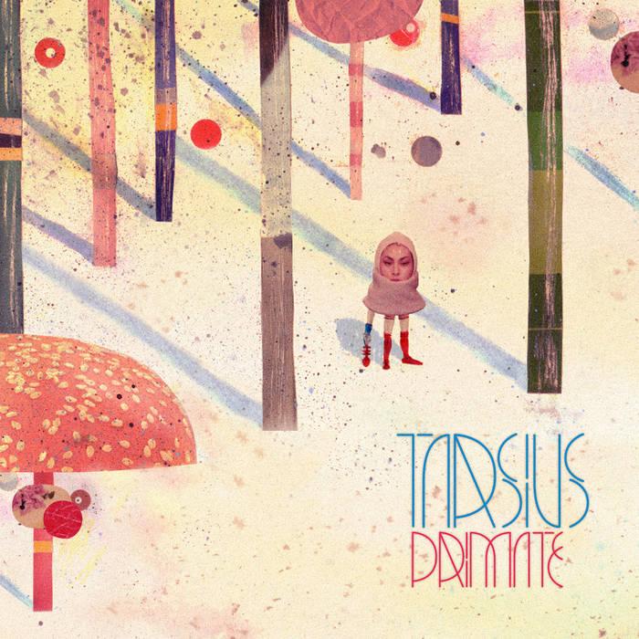 Primate (LP) cover art