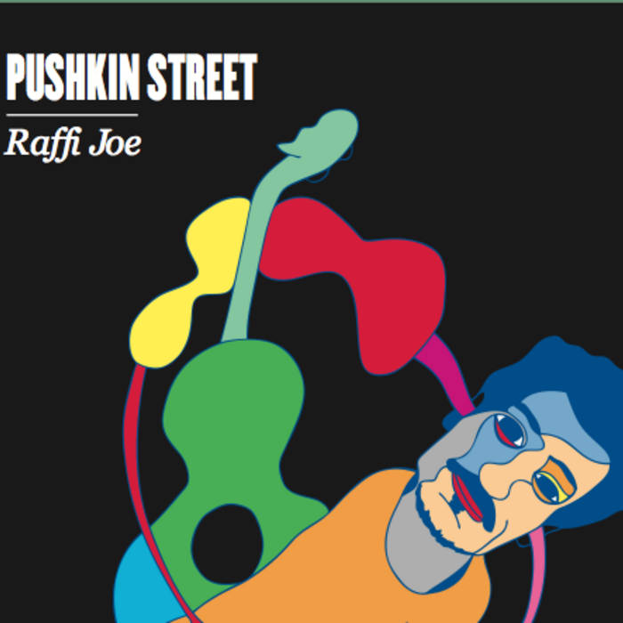 Pushkin Street cover art