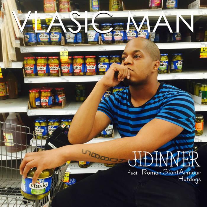 Vlasic Man cover art
