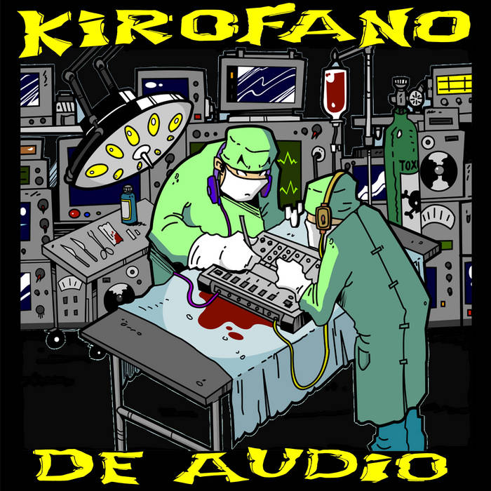 KIROFANO DE AUDIO cover art