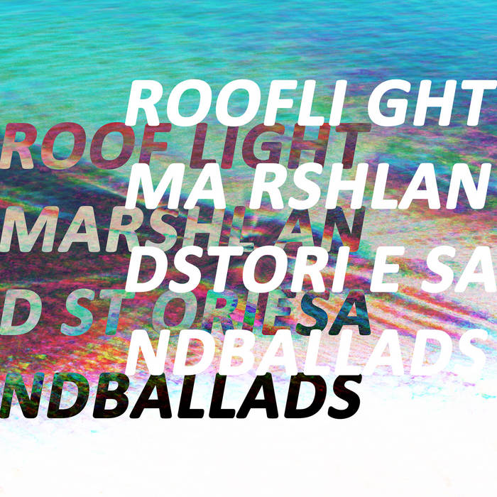 Marshland Stories And Ballads cover art