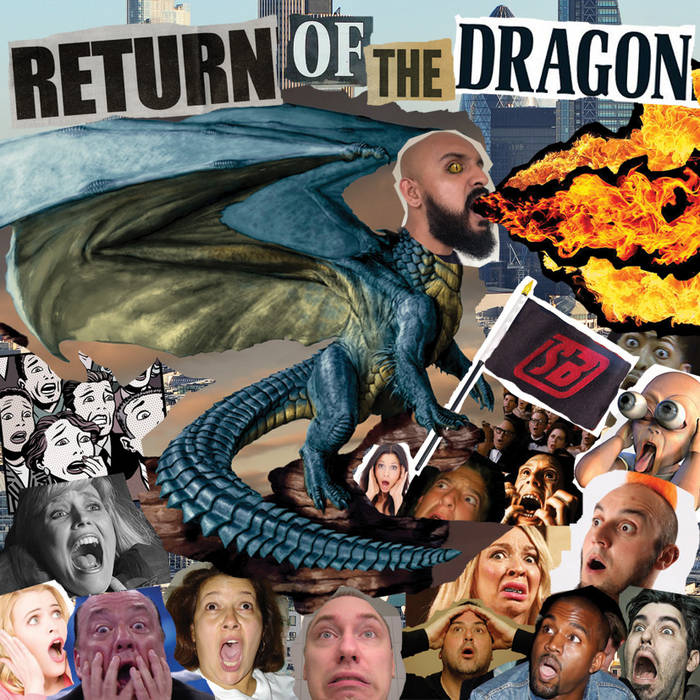 Return Of The Dragon cover art