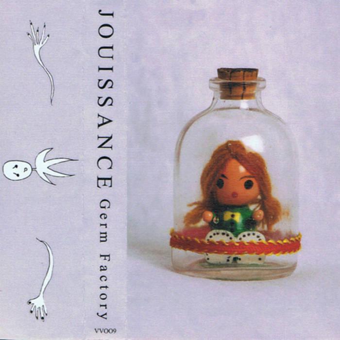 Germ Factory cassette cover art