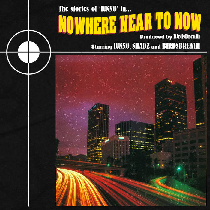 Nowhere Near to Now cover art