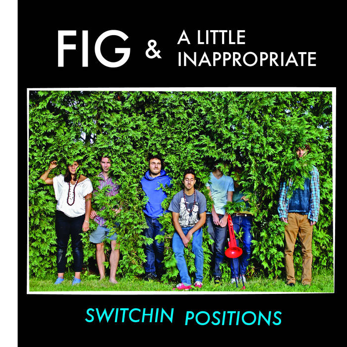Switchin Positions EP cover art