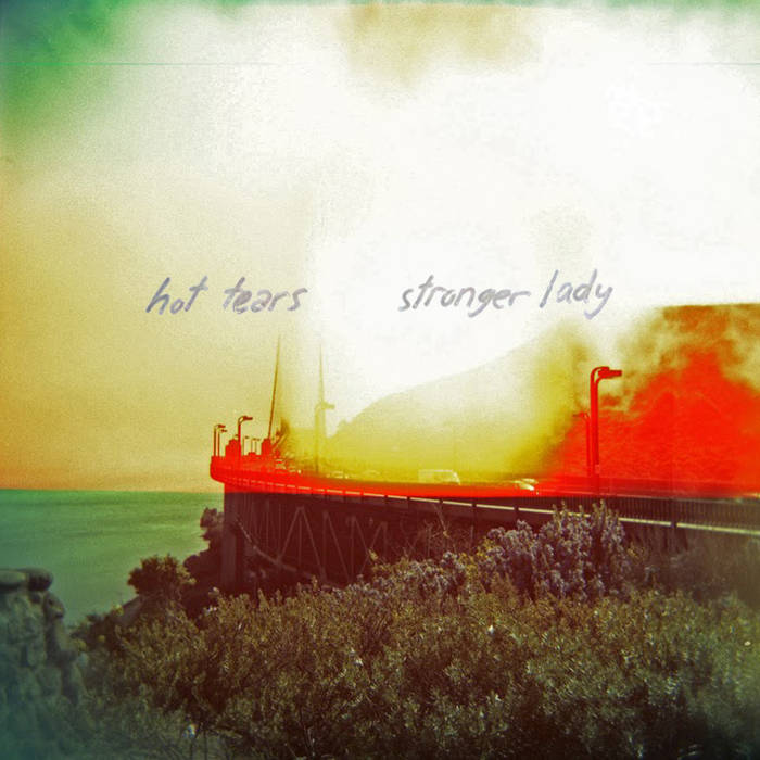 stronger lady cover art