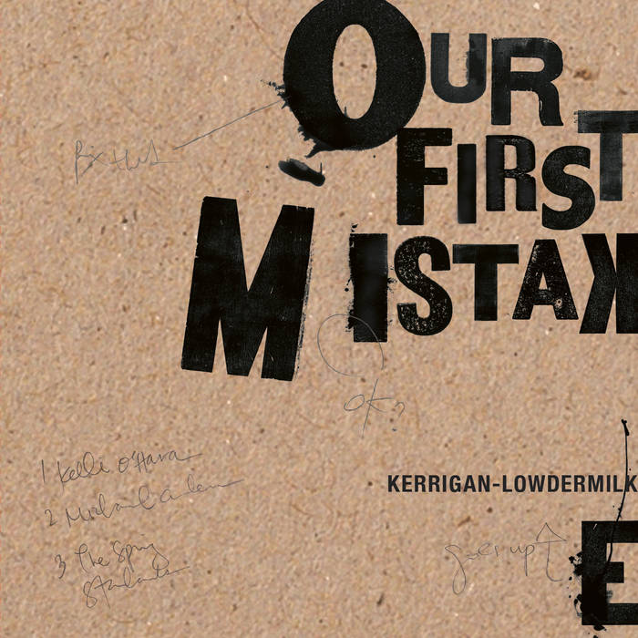 Kerrigan-Lowdermilk cover art