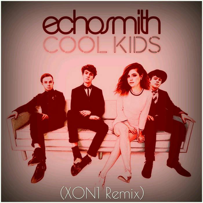 "Cool Kids (Fanaxadu Remix) (12"" Single) cover art"